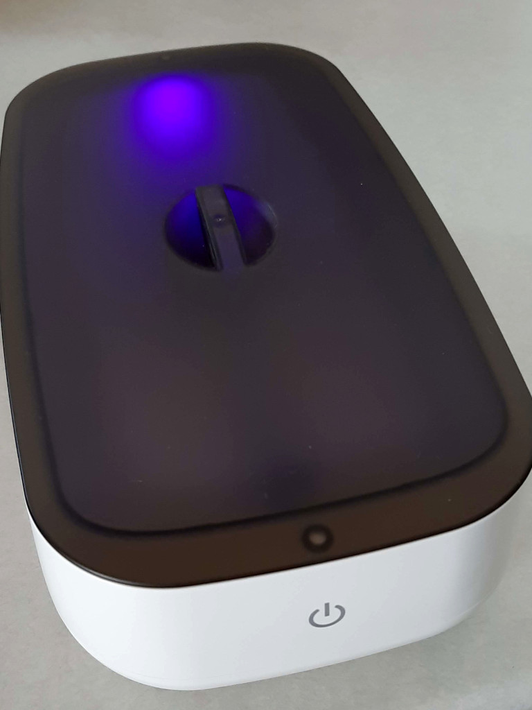 UVC-LEDのステリライザー