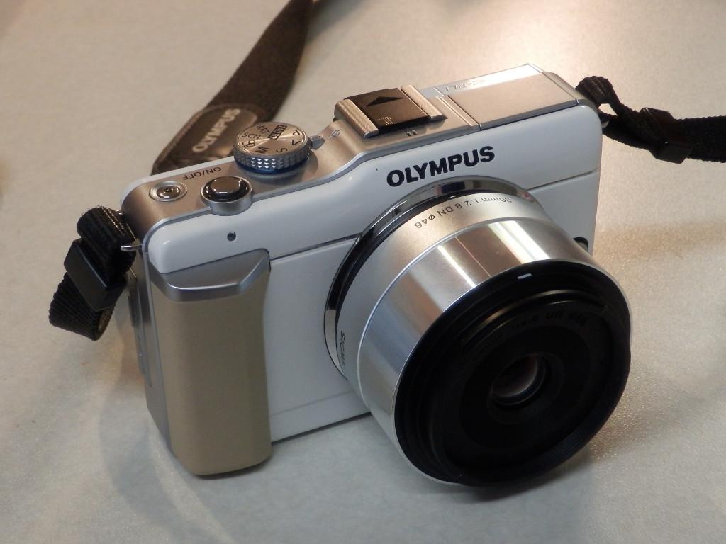 SIGMA単焦点レンズ装着