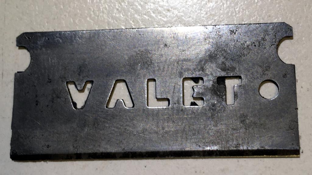 フェザー青函とValet刃の比較